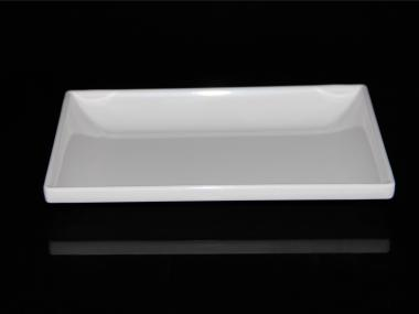 New Fashion Dinner Plate Melamine Dinnerware 7.7 Inch Rectangle Plate Hot Pot Restaurant With A5 Melamine Tableware(China (Mainland))