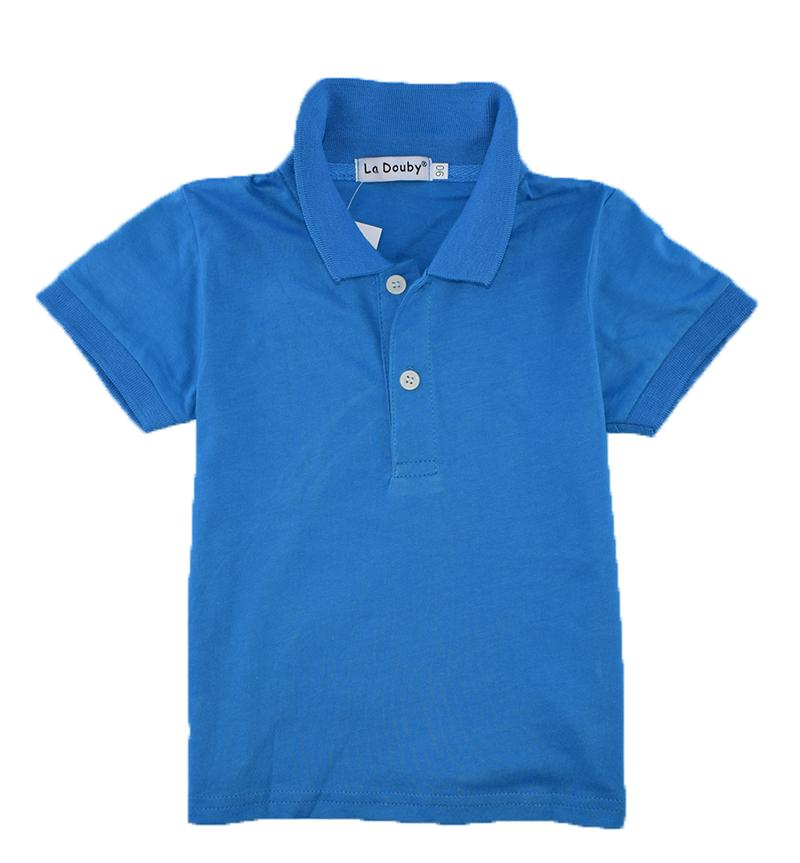 Top Quality Boys Girls Plain White Red T Shirt For Kids