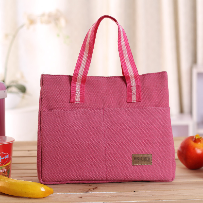 bolsa termica lancheira thermal bags lunch bag insulated tote lunch bag for woman. Black Bedroom Furniture Sets. Home Design Ideas