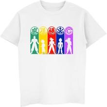 Новый Летний стиль Модная футболка героя аниме Гоку футболка для борьбы аниме «Жемчуг дракона», Picolo сын мяч DragonBall Goku Vega футболка футболки дл...(China)