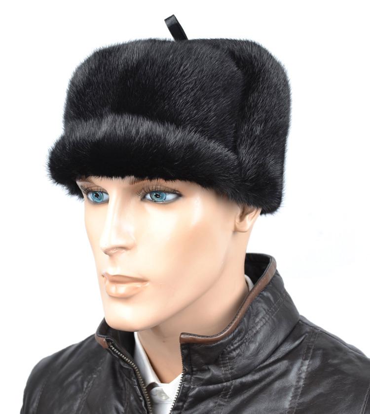 2012 mink hat male fur hat thermal winter hat capОдежда и ак�е��уары<br><br><br>Aliexpress