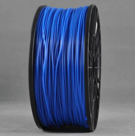 wanhao 3d printer filamnets ABS BLUE 1.75mm 3mm plastic<br><br>Aliexpress