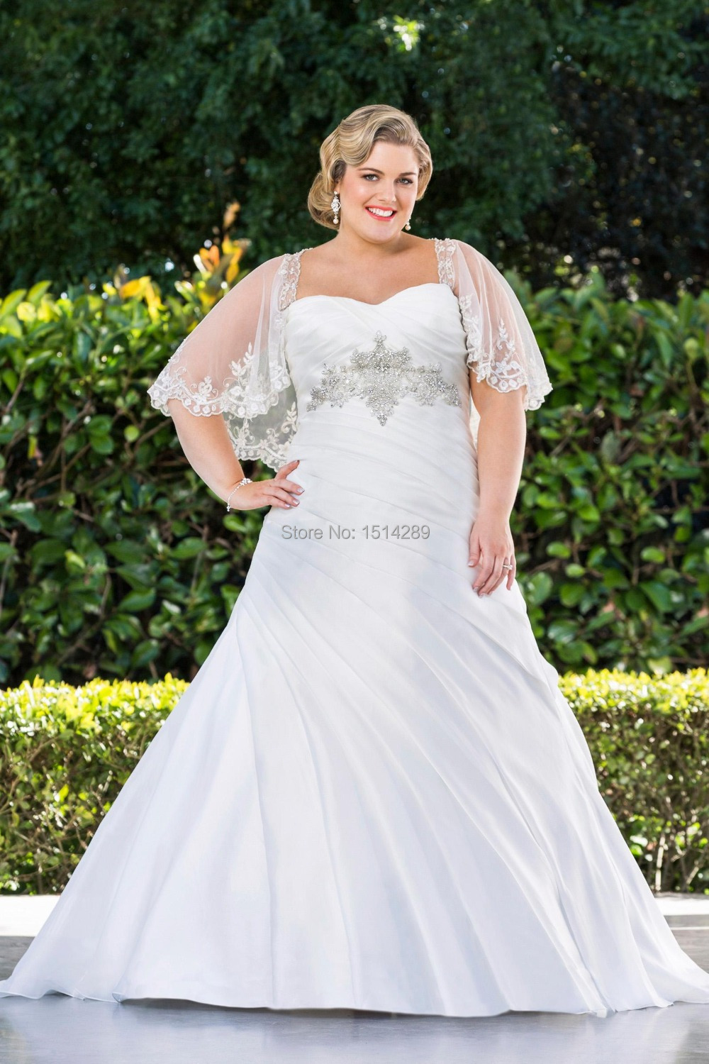 new winter style plus size wedding dresses a line 2016
