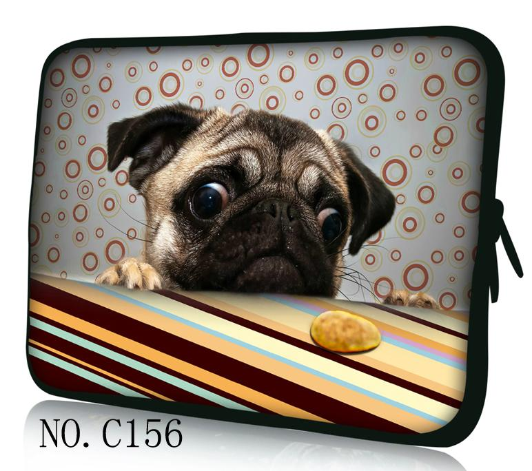 """Cute dog 12"""" Neoprene Laptop Sleeve Bag Soft Case Cover For Apple iBOOK,Macbook Air(China (Mainland))"""