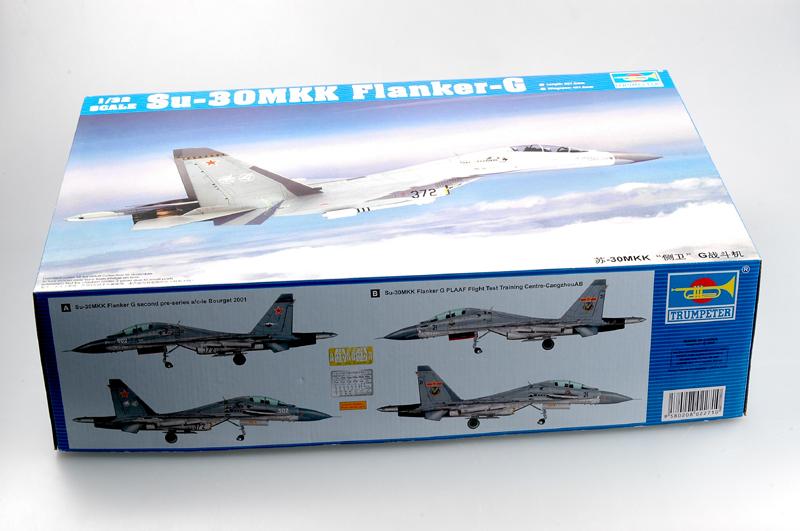 "Trumpeter trumpeter 1/32 2271 -30MKK&ldquo flanker fighter Su; G"" assembly model"