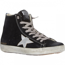 Italy Brand golden goose sneakers for women high top shoes men fashion Sneakers Genuine Leather Superstar