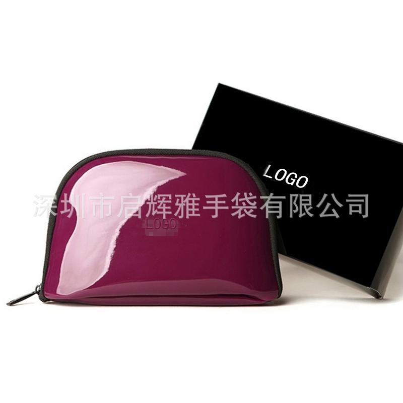 1 PC New Woman cosmetic bag storage PU bag Fashion Lady Travel Cosmetic Pouch Bags Clutch Storage Makeup organizer Bag(China (Mainland))