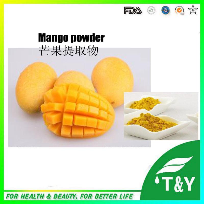 100% Natural Fresh Mango Powder Mango Juice Concentrate 400g/lot(China (Mainland))
