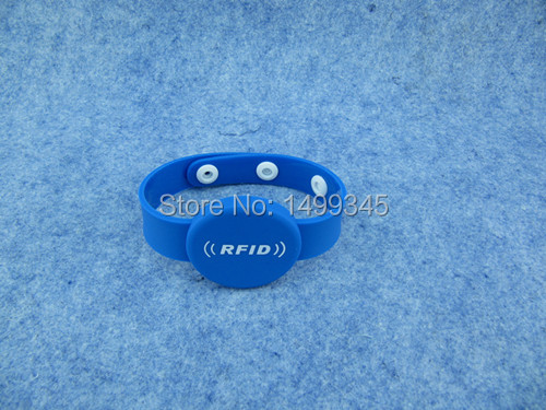 New arrival 100pcs/lot RFID 125KHz  plastic bracelet  RFID Wristband with TK4100(compatible EM4100) in Access Control<br><br>Aliexpress