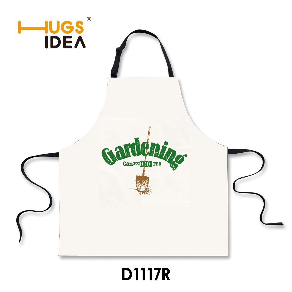 Funny Korean Garden Green White Gray Cotton Kitchen Apron Cute Tracksuit Woman Men Sleeveless Fashion Aprons Work Gardening(China (Mainland))