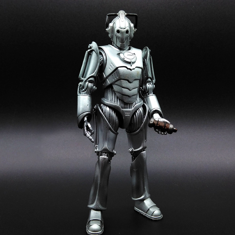 BBC Classic Doctor Who Cybermen 2006 edition For collection Movable joints