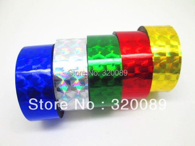 Здесь можно купить  Free EMS Shipping 120 Rolls Prism holographic Tape,15mm*30ft/roll,Christmas Day Packing  Tape  7-12 days arrive at you   Офисные и Школьные принадлежности