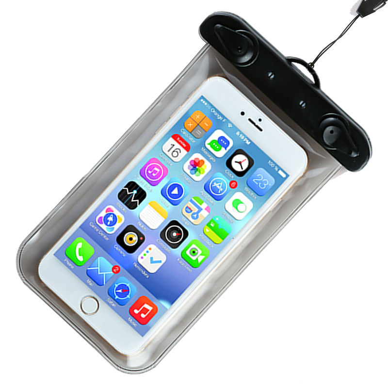 Color PVC Waterproof Phone Case Underwater Phone Bag Pouch Dry For Iphone 4/5S/6/6 plus For Samsung S2/S3 Phone Waterproof Bag(China (Mainland))