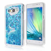 Buy Bling Liquid Glitter Sand Star Case Fundas Samsung Galaxy Grand Prime G530H G530 Grand Prime Duos Crystal Clear Quicksand for $2.20 in AliExpress store