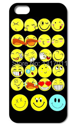 2014 Custom Unique Yellow Boy Emoji Style new arriving back cell phone skin hard cover case for iphone 4 4s 5 5s 5c 6 plus(China (Mainland))