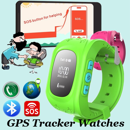 Anti-lost Smart Wearable Devices Watch Phone Kid Tracker Watch For SIM Card With SOS Call/GPS+LBS/Location Monitor/Android/ios(China (Mainland))