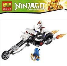 Ninjago Set Jay Chopov Skull Motorbike Phantom Ninja Building Bricks Blocks Minifigures Movie Hero Toys Compatible Lego - Top Toy Seller store