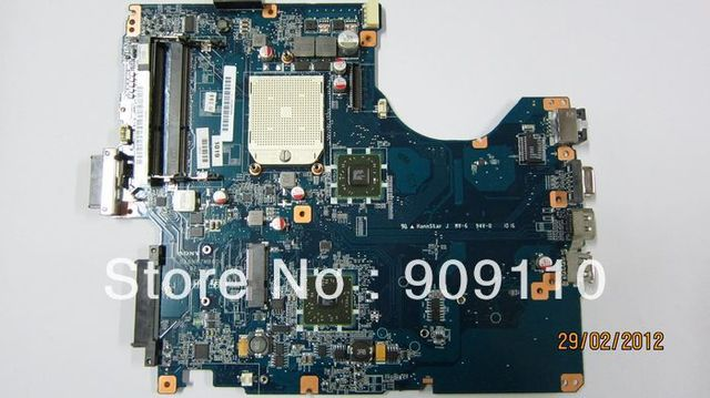 EE  integrated  motherboard for  laptop VPC-EE  A1784741A /DA0NE7MB6D0