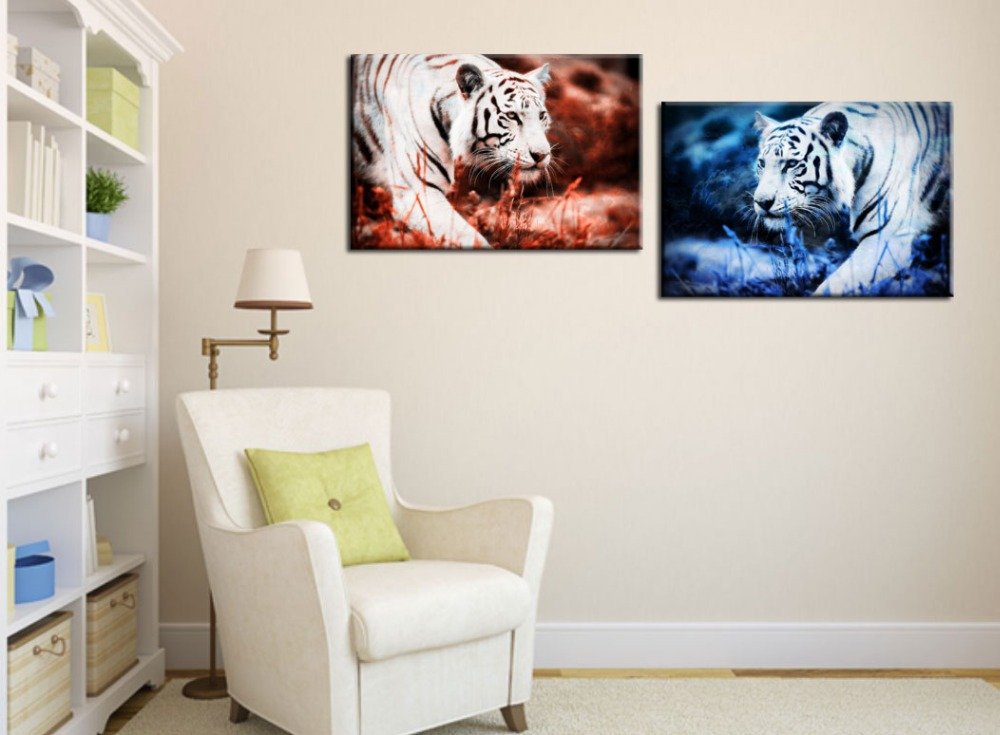 Home Decor Hd Print Animal Art Painting On Canvas No