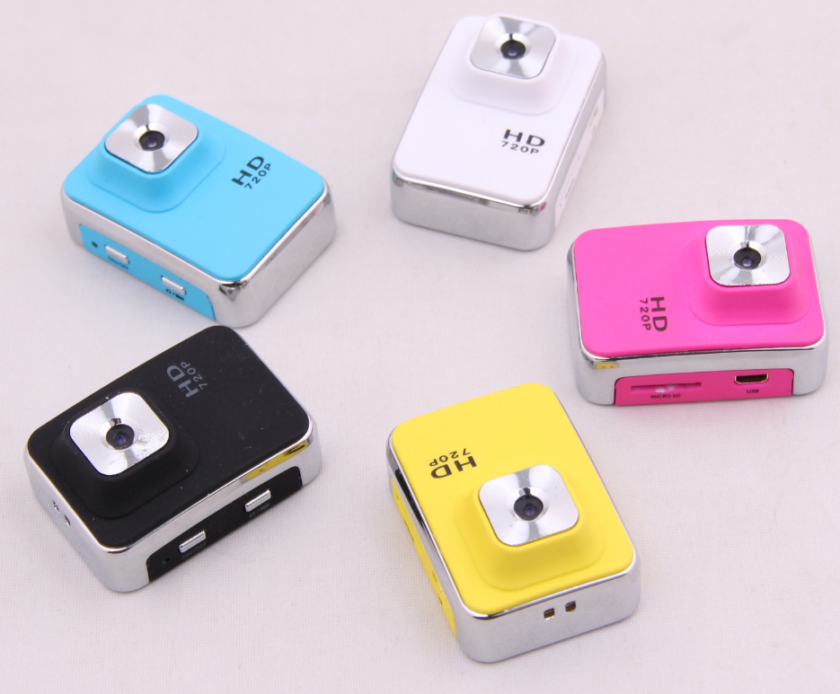 High quality Pocket Mini Camcorder DVR mini camera Camcorder HD 1280*720P digital portable Video recorder(China (Mainland))