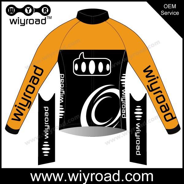 Free design oem bikers winter wear,fleece cycling wear winter jacket 2015,cycling rain wears with very good quality(China (Mainland))