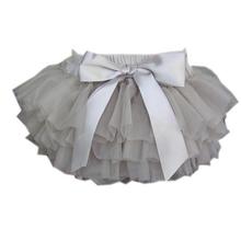 2016 Baby Cotton Chiffon Ruffle Bloomers cute Baby Diaper Cover Newborn Flower Shorts Toddler fashion Summer Satin Pants(China)