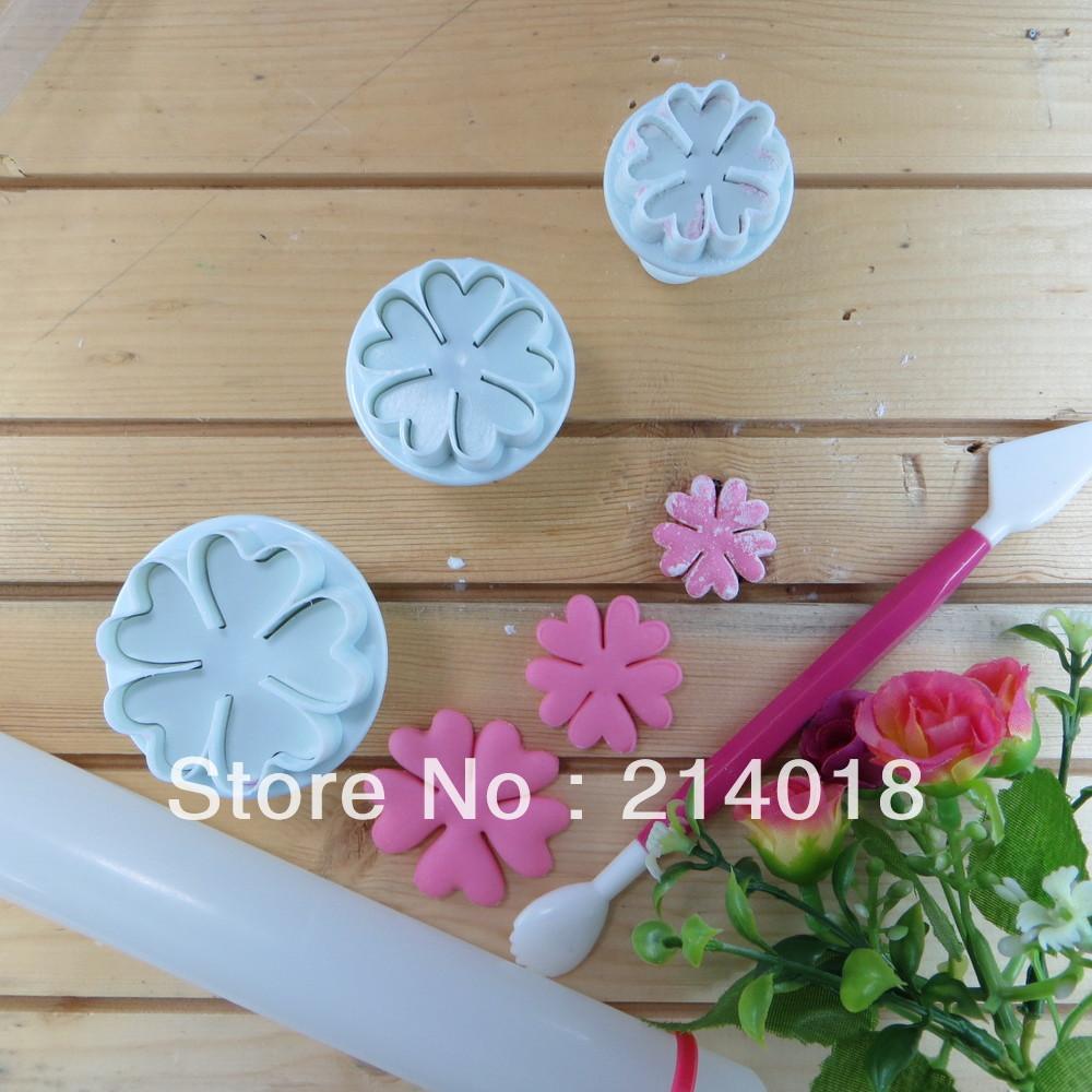 Cake Decorating Company Promo Code : 3Pcs-Set-Flower-Fondant-Cake-Decorating-Tools-Plastic-Cake ...