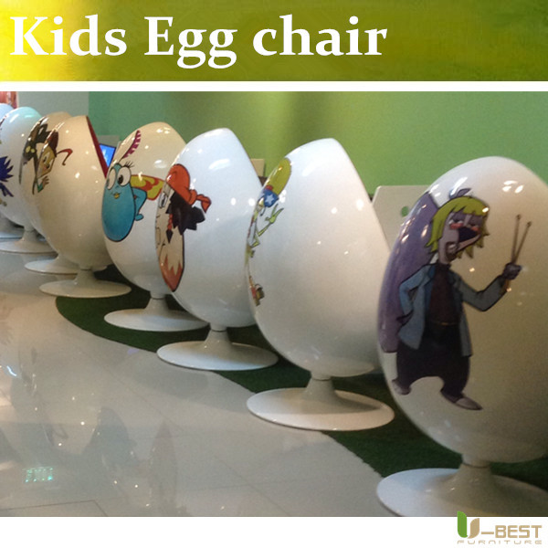 U-BEST BALL CHAIR Seat/Armchair for Childrens/Childs/Kids Eero Aarnio Sessle Eye Ball Chair(China (Mainland))