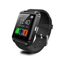U8 Bluetooth Smart Wrist Watch Taken brand  Phone Mate for Android And IOS Sport Fitness Tracker Message Reminder