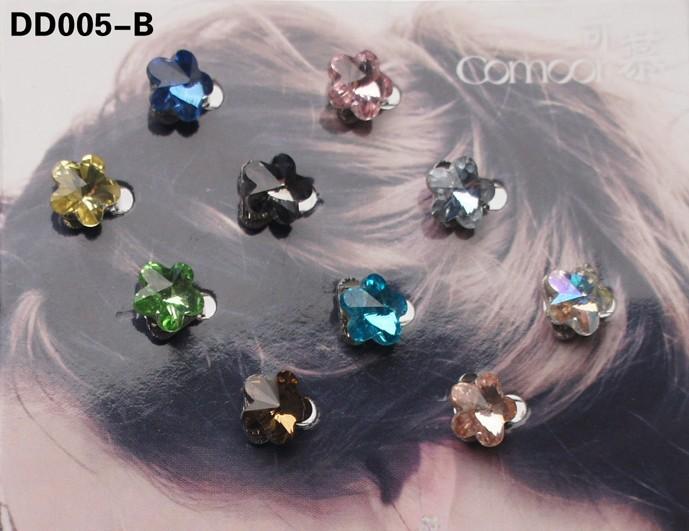 Ювелирное украшение для волос ,  dd005/b, 10set клей активатор для ремонта шин done deal dd 0365