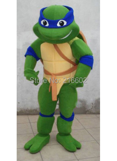 Teenage Mutant Ninja Turtle Mascot Costume Adult Character Costume 002Одежда и ак�е��уары<br><br><br>Aliexpress