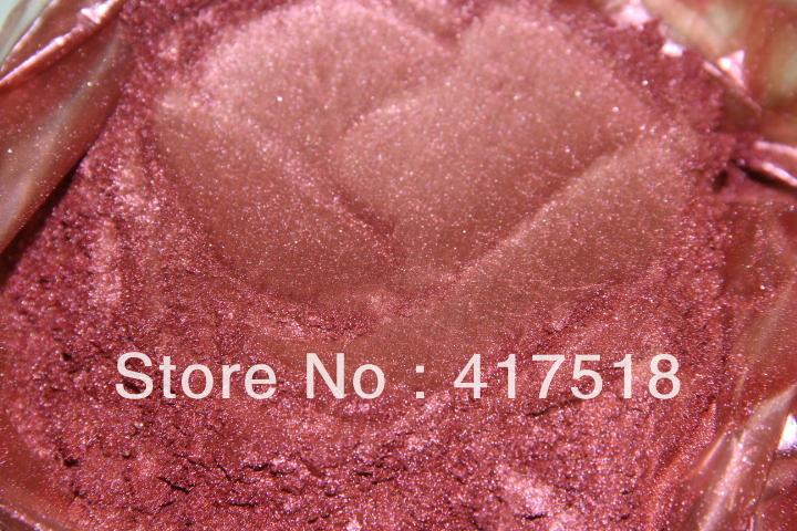 Mica powder pearl pigment used for cosmetic &beauty &skin,high luster free shipping(China (Mainland))