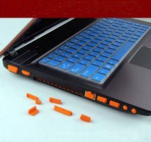 Holiday Sale Silicone Anti Dust 13 Plug Cover Set Stopper 13pc 1set Laptop dust plug laptop dustproof plug usb dust plug(China (Mainland))