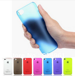 10 iPhone 5S Case,0.3mm Ultra Thin Slim Matte Frosted Hard Cover Case 5 5G PP5S - SXD International Ltd store