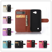 Buy LG K4 Lte K120E K130E Case Wallet Leather Case Cover HTC LG K4 Lte K120E K130E Flip Protective Cover Card Slots ) for $5.82 in AliExpress store