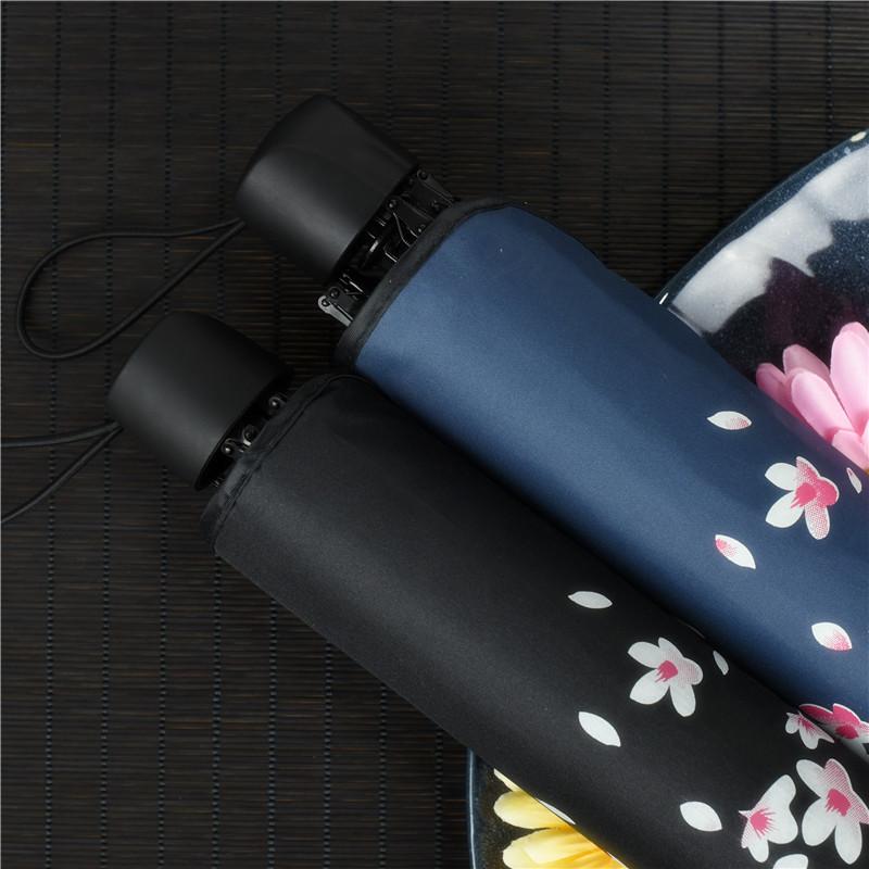 Hight Quality Outdoor Beach Anti-UV Sun Rain Umbrella Women And Men Unisex Automatic Three Folding Umbrellas(China (Mainland))