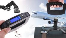 Mini Digital con gancho de pesaje 50 kg x 10 g escala del equipaje, envío gratuito, venta al por mayor dropshipping