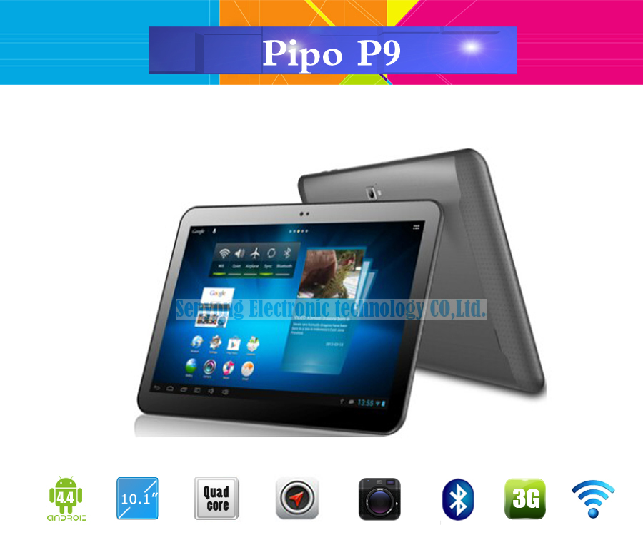 10 1 Pipo P9 3G Tablet RK3288 Quad Core 1 8GHz Android 4 4 IPS 1920x1200