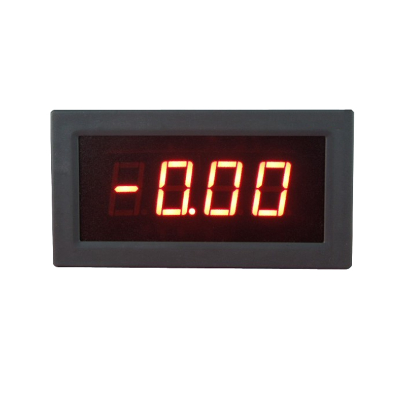 """High accuracy 0.56""""Red LED display DC voltage meter voltmeter can test positive and negative voltage 5V power supply(China (Mainland))"""