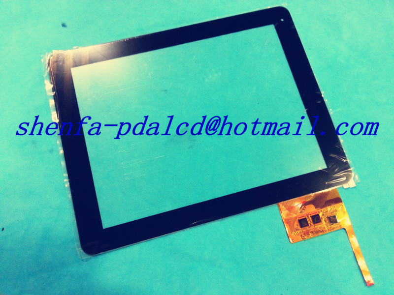 Original 9.7'' inch IPS Capacitive touch panel touch screen digitizer for Gemei G9 Tablet PC MID free shipping(China (Mainland))