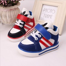 2015 new Baby outside sneakers Velcro kids children warm shoes toddler shoes 2 4years 131