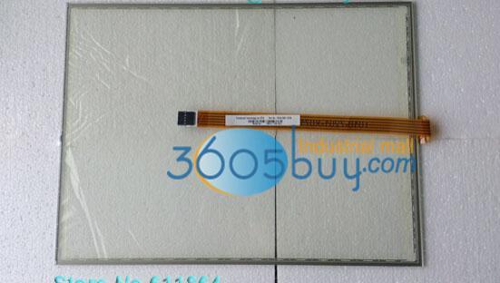 Tti t010-7201-t079 15 inch 5 wire industrial touch screen<br><br>Aliexpress