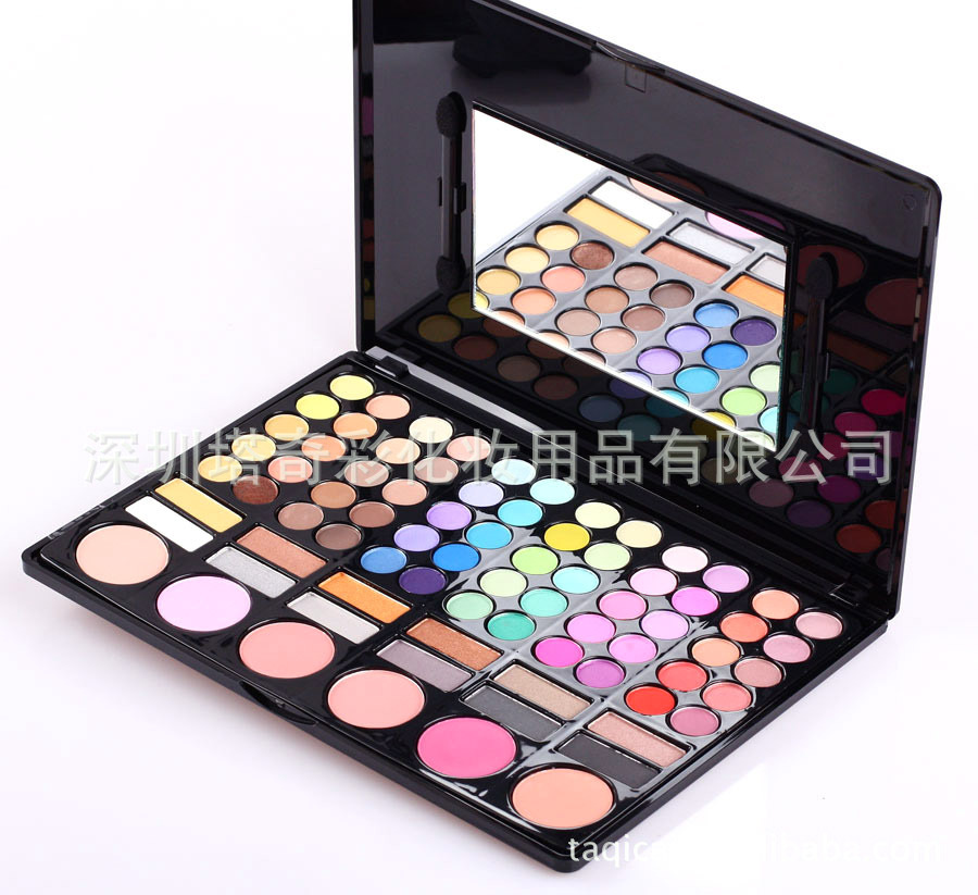 ... pare s on plete makeup kit ping low fashion 78 colors pro eyeshadow palette face ...  sc 1 st  Mugeek Vidalondon & Makeup Full Face Kit - Mugeek Vidalondon Aboutintivar.Com