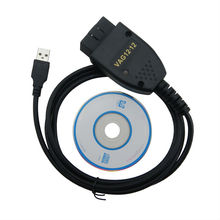Free Shipping VAG COM 12.12 VAGCOM 12.12.1 HEX CAN USB Interface FOR VW AUDI French /English Version(China (Mainland))