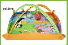 2015 new baby music play mat tapete infantil blanket baby mat play gym Baby crawling foam mat AYU8027(China (Mainland))