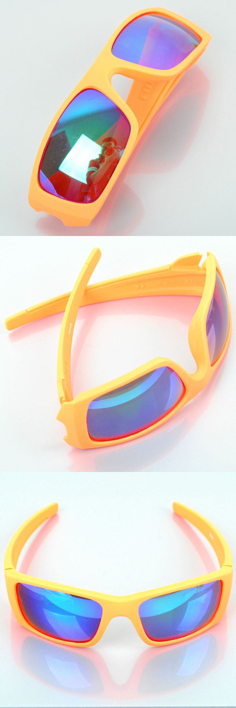 Cool Colorful Free Shipping Cycling Glasses UV400 Outdoor Sports