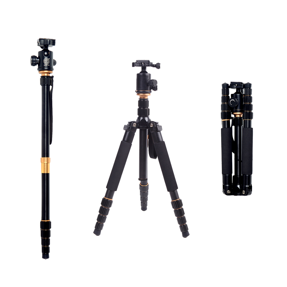 Camera Clearance Dslr Cameras online buy wholesale sony camera clearance from china sale dhl free q 666 pro tripod monopod traveling photo with ball