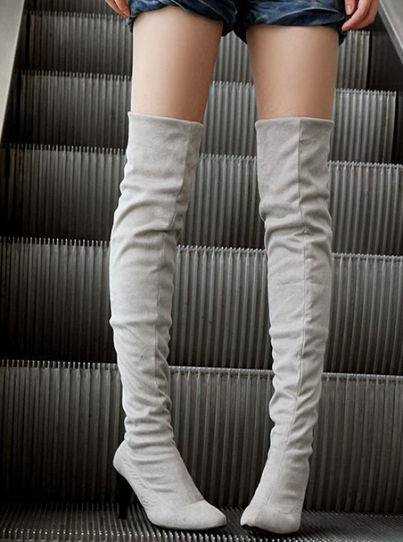 Popular Ladies High Leg Boots-Buy Cheap Ladies High Leg Boots lots ...