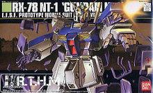 Bandai HGUC 47 RX-78 NT-1 Gundam NT-1 Gundam Model Kits Assembled Model Huge Model scale model