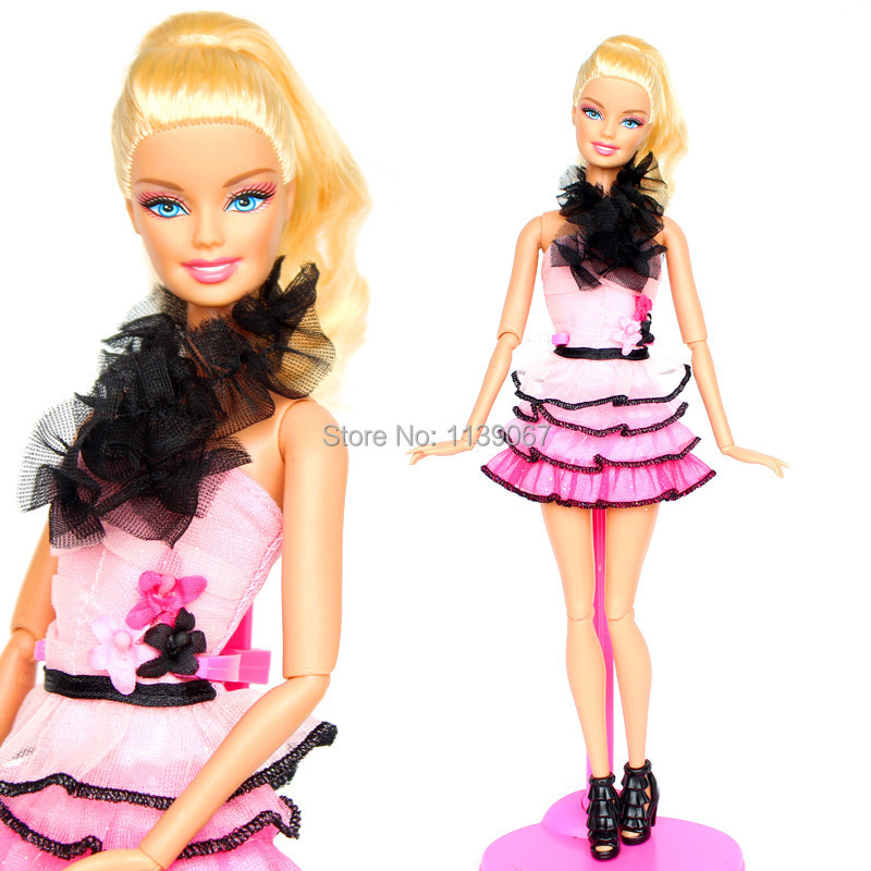 Sizzling! U PICK New Design Handmade Garments Candy Go well with Set Leasure Winter Put on Gown Clothes Equipment For 1/6 Kurhn Barbie Doll